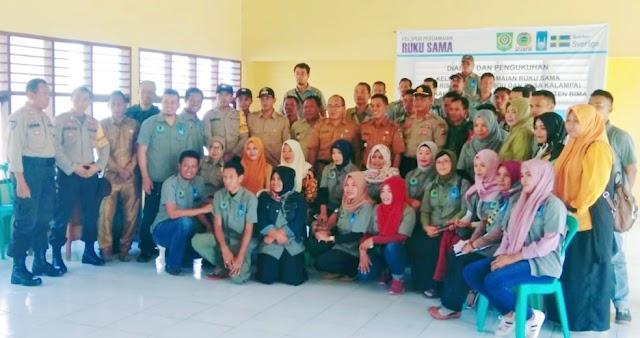 Tiga Desa di Kecamatan Woha, Bentuk Kelompok Perdamaian 'Ruku Sama'