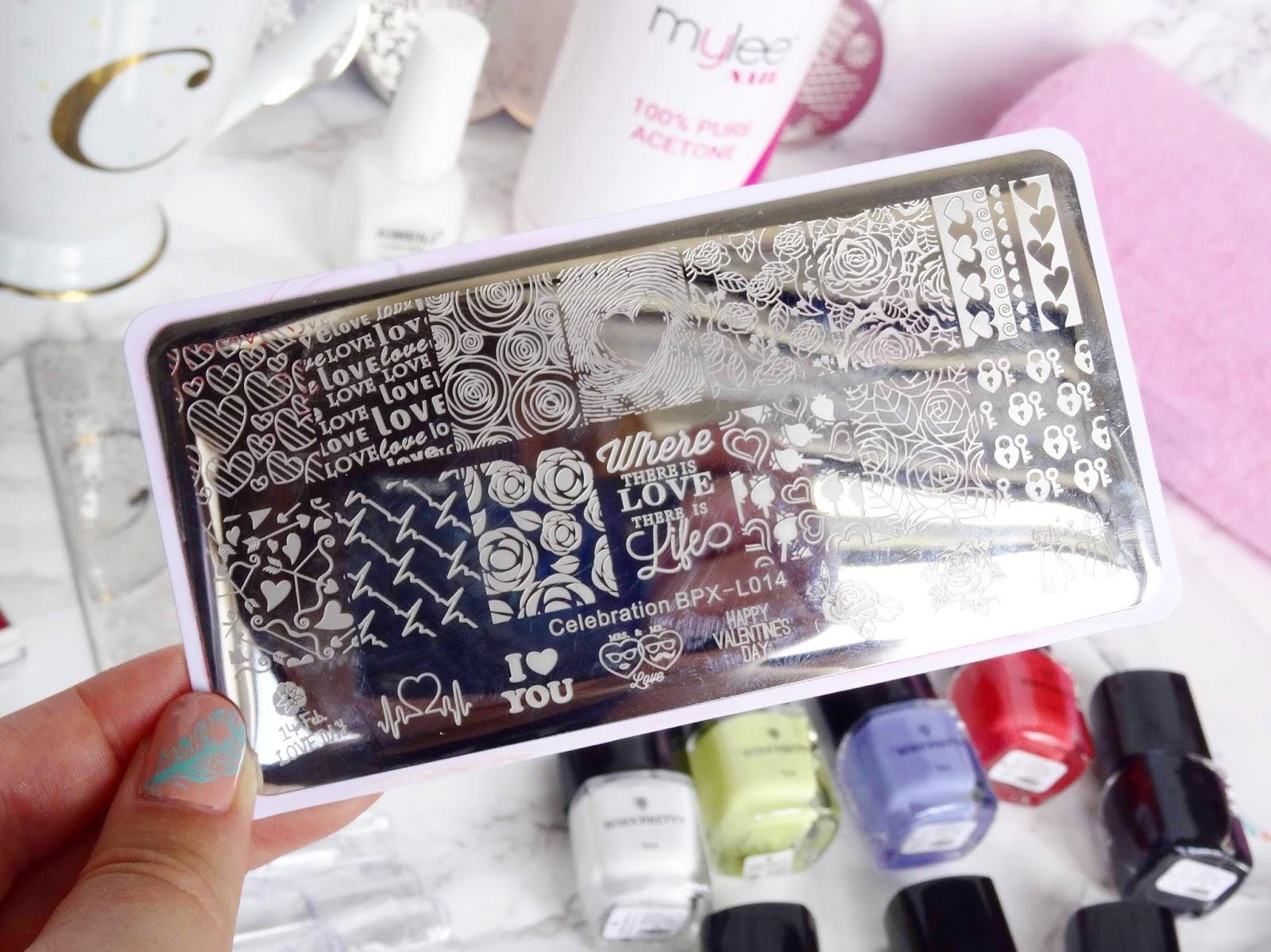 Born Pretty Stamping Plate