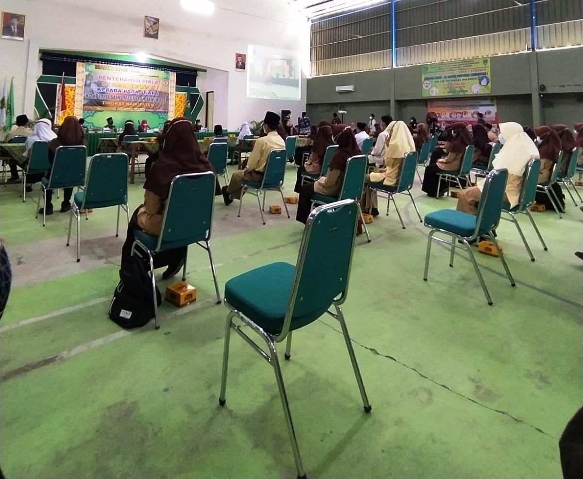 Wakil Kebumen Berguguran di KSM Tingkat Jawa Tengah