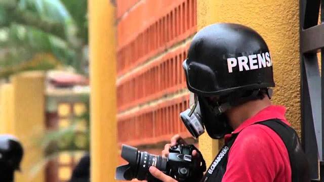 #6MAY | DÍA DEL REPORTERO GRÁFICO EN VENEZUELA