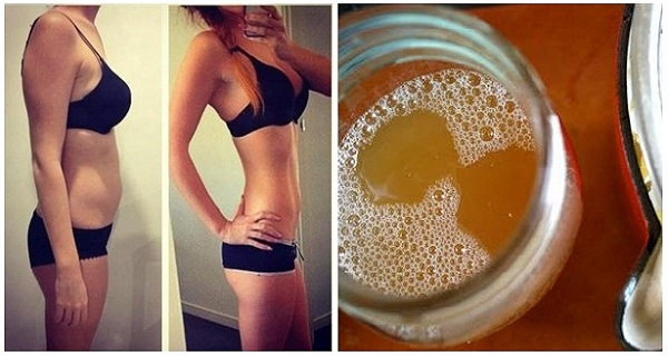 ONE CUP OF THIS BEVERAGE BEFORE BED BURNS BELLY FAT LIKE MIRACLE