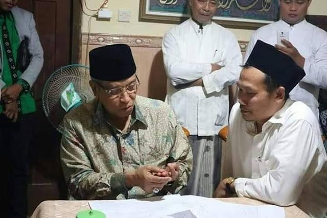 KH Afifuddin Muhajir dan Gus Baha Jabat Rais Syuriyah PBNU