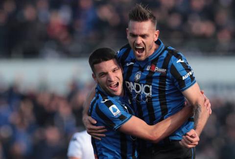 top maglie calcio 2021: Atalanta   Nuova Maglia Djimsiti 2020