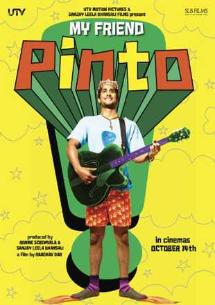 My Friend Pinto 2011 Full Hindi Movie Download HDRip 720p