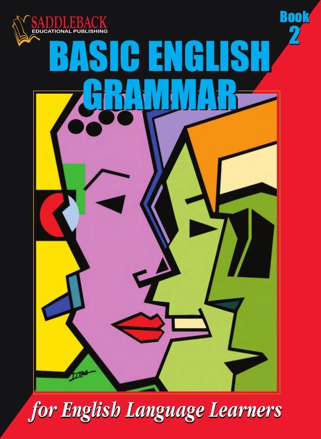 Basic Grammar Book 2 pdf