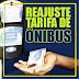 [TARIFA DE ÔNIBUS] Nova tarifa de ônibus começa a valer a partir desta quinta-feira (12)