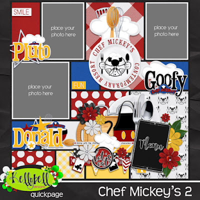 Chef Mickey's Quickpage 2