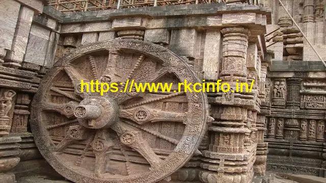 Konark Sun Temple ( Surya Mandir) Odisa - कोणार्क सूर्य मन्दिर ओड़िसा