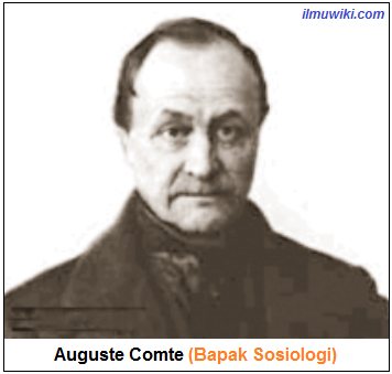 Bapak sosiologi auguste comte