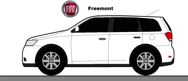 Fiat Freemont Dcp Design