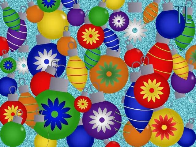 Encuentras las 5 esferas transparentes