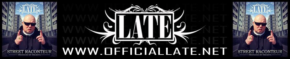 LATE, Hip Hop artist, News, Videos, Music