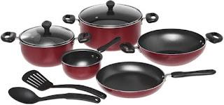 pans lids nonstick cookingware