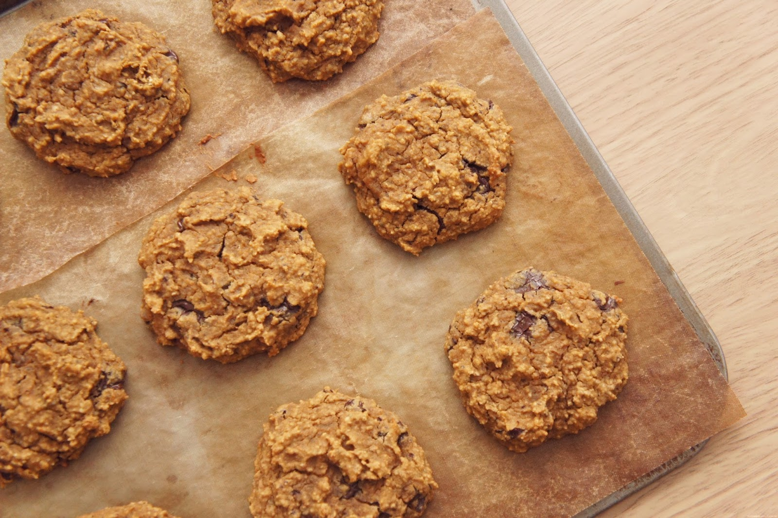 chickpea cookies the plantpure kitchen vegan gluten free