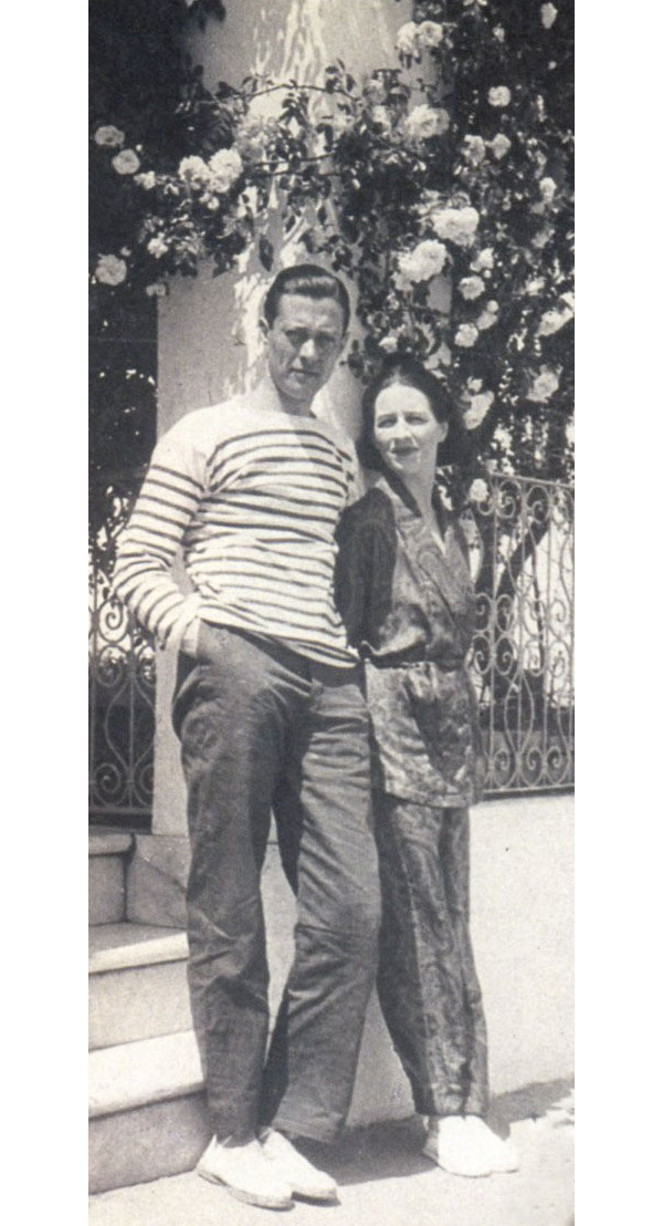 {great love stories № 12 | diana & reed vreeland}
