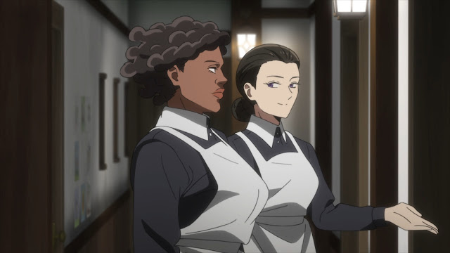 Isabella and Sister Krone