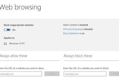 Cara Memblokir Situs Web Dewasa di PC Dengan Mudah