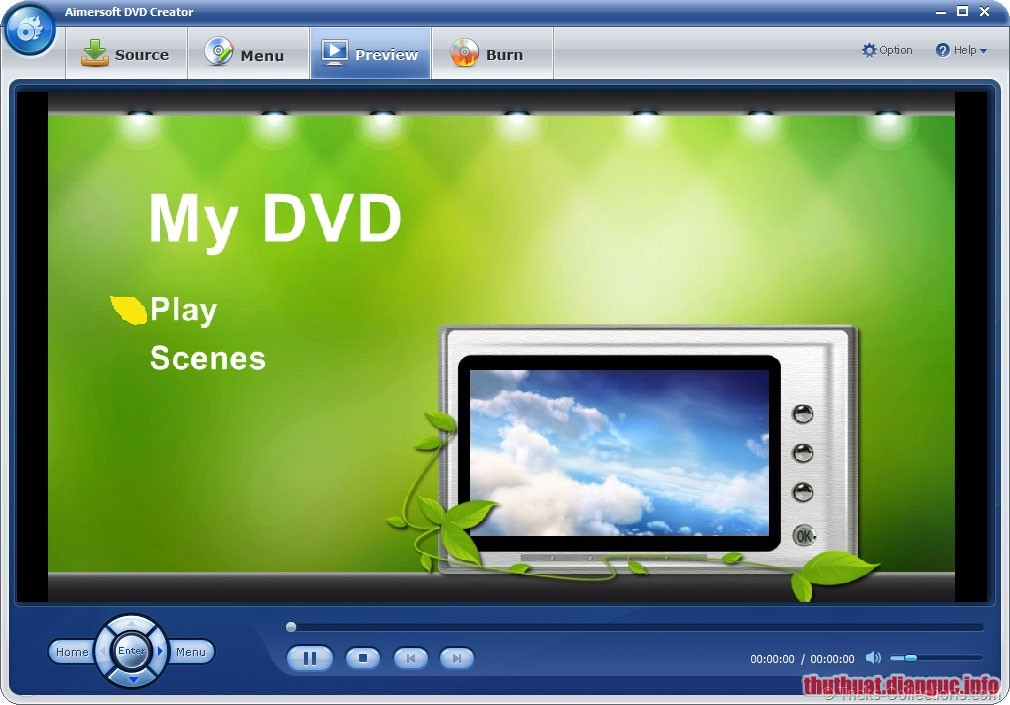 Download Aimersoft DVD Creator 6.2.4.111 Full Crack