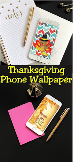 Decorate for Thanksgiving with these cute iPhone Wallpapers. You'll be gobbling through the holiday with a smile on your face and a turkey on your phone.