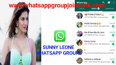 100+ Sunny Leone Whatsapp Group Link Of 2019 | Sunny Leone Fans Whatsapp Group Joins Link