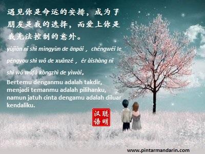 29 Kata Kata Cinta Bahasa Mandarin Dan Artinya Mutiara Kehidupan Bermakna