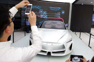 Xina remarca les ambicions de la indústria del vehicle elèctric