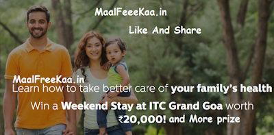 Free ITC Holiday