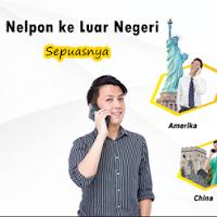 Cara Paket Nelpon ke Luar Negeri (INDOSAT)