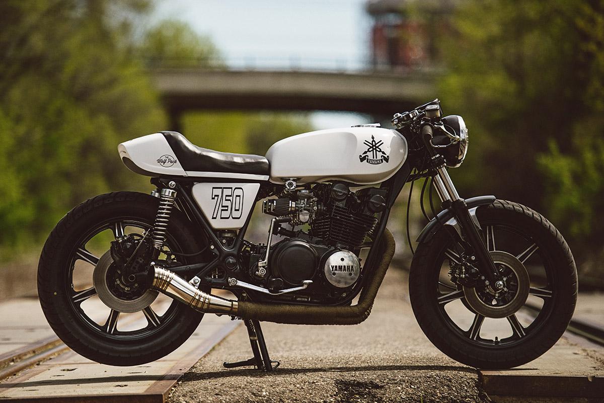 Gut bekannt The Oxford - Yamaha XS750 Cafe Racer ~ Return of the Cafe Racers TJ86