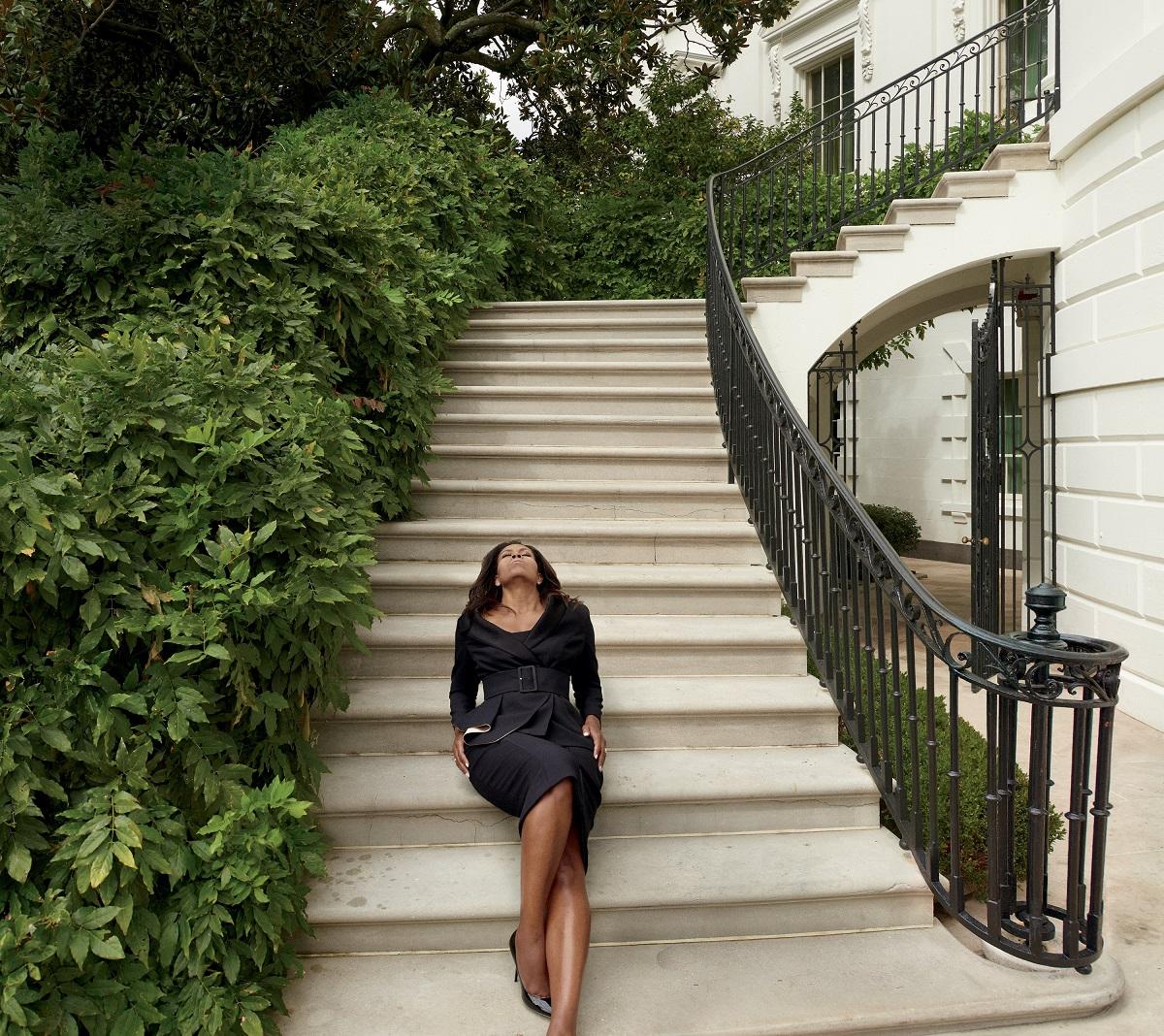 Michelle Obama – Vogue, December 2016