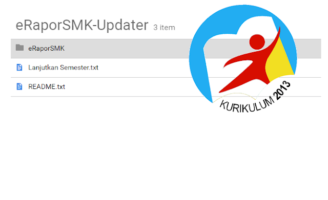 Download Software E-Raport SMK Kurikulum 2013
