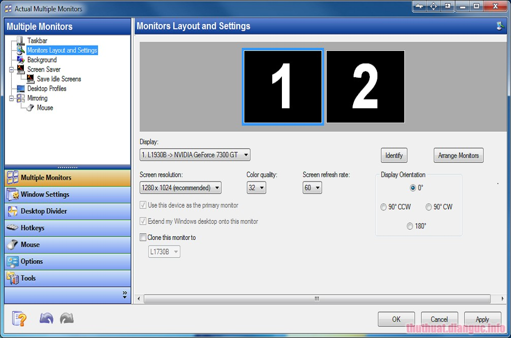 Download Actual Multiple Monitors 8.14.1 Full Crack