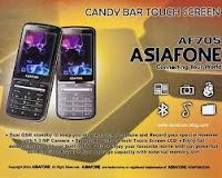ASIAFONE AF705