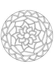 Cute St Patrick's day 2018 mandala coloring pages