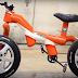 Toturial membuat sepeda ban mobil keren