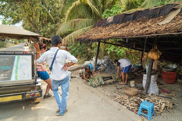 Campagne de Battambang - Cambodge