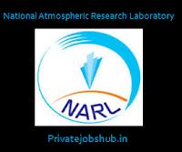 NARL Recruitment