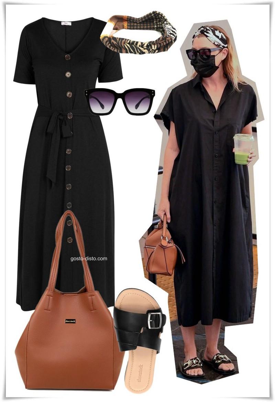 Looks da Ellen Pompeo em moda para mulheres maduras