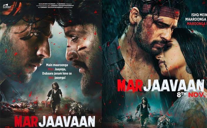 Marjaavaan Full Movie Download Free 720p Openload 2019