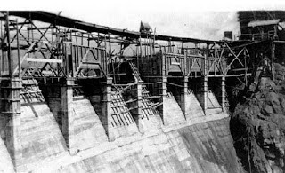 History of Devil's Gate Dam in Pasadena