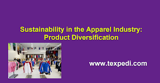 Sustainability in the Apparel Industry: Product Diversification