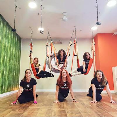 aero yoga