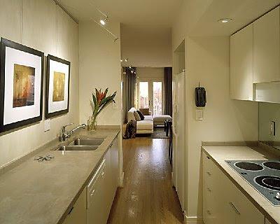 Galley Kitchen Design Photos | Home Ideas - Corridor Kitchen Design