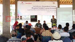 Sekolah Lapang LPPM Unigoro Bersama EMCL Berikan Solusi Harga Gabah Petani Lebih Tinggi