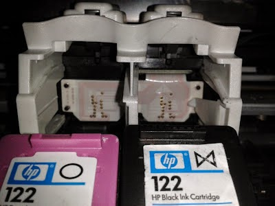 connectors cartridges 122