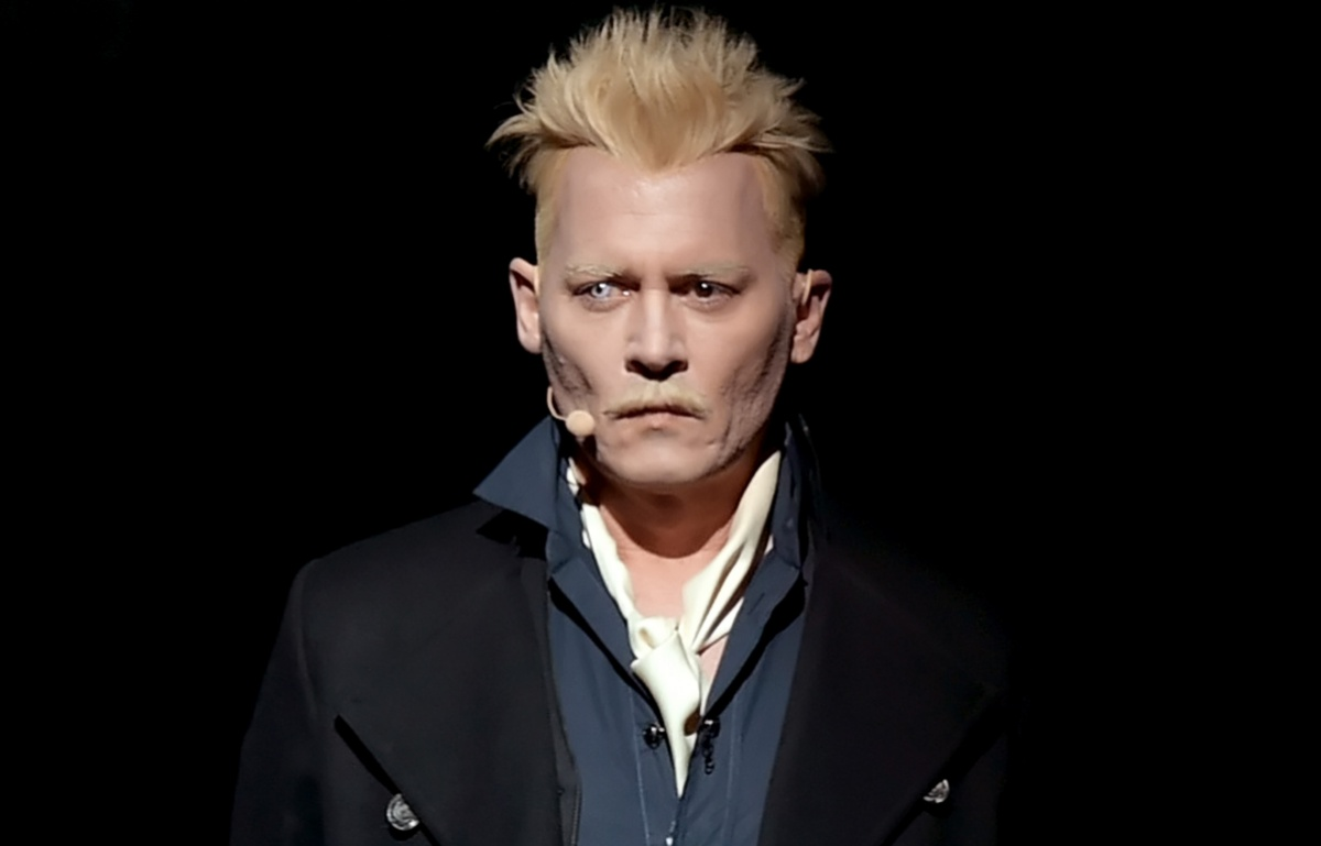 Johnny Depp processa Amber Heard em US$ 50 milhões