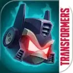 Angry Birds Transformers 2.10.0 Apk + Mod (Coins, Unlimited Jenga) for Android