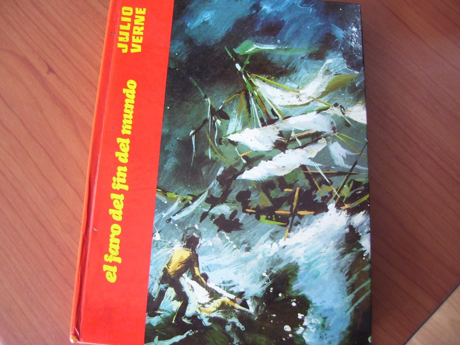 Elige Un Libro Resena Nº 68 El Faro Del Fin Del Mundo