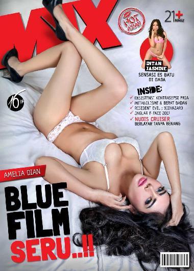 Download Majalah MAX Magazine ED 16 / Desember 2016 Amelia Dian, Intan Jasmine - www.insight-zone.com