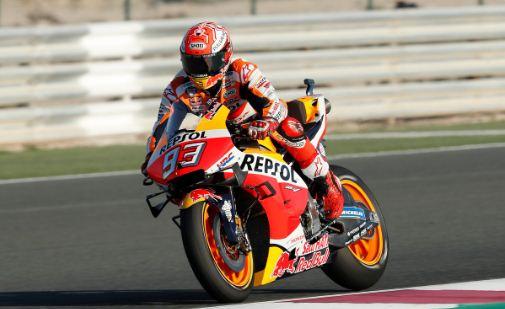 Hasil MotoGP Austin Amerika: Marquez Tercepat Sesi Pemanasan